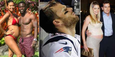 tom-brady-kevin-hart-eniko-parrish-charlie-sheen-denise-richards-pregnant