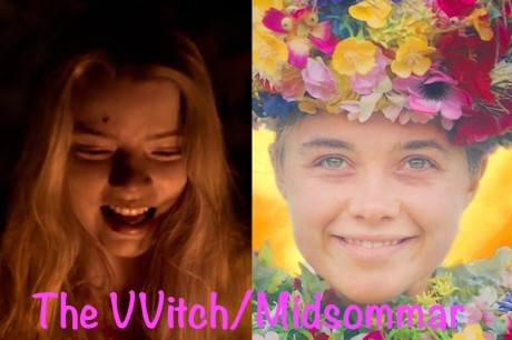 midsommar the vvitch episode art