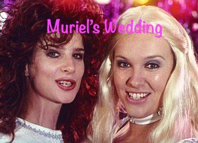 Muriel's Wedding art